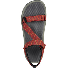 Columbia Wave Train - Sandales Homme - rouge